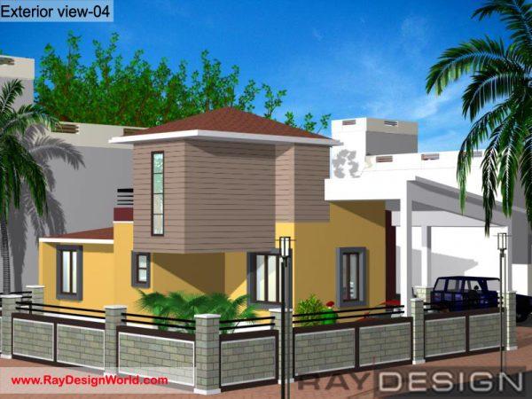 Best Residential Design in 1681 square feet - 05