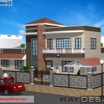 Best Residential Design in 4196 square feet - 71