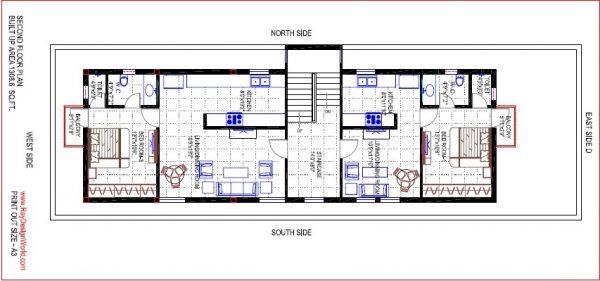 Best Residential Design in 2163 square feet - 04