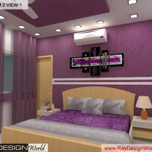 Dr. ​Richard Ohri - Jalandhar Punjab - Bedroom Interior Design