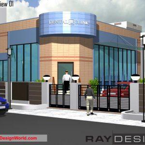 Best Hospital Design in 1253 square feet - 15