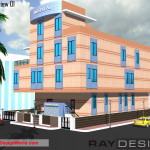Best Hospital Design in 4400 square feet - 16