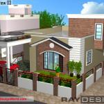 Best Residential Design in 2720 square feet - 26
