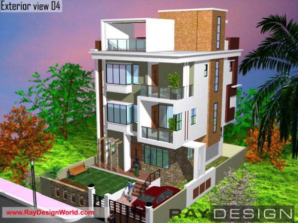 Best Residential Design in 1469 square feet - 15