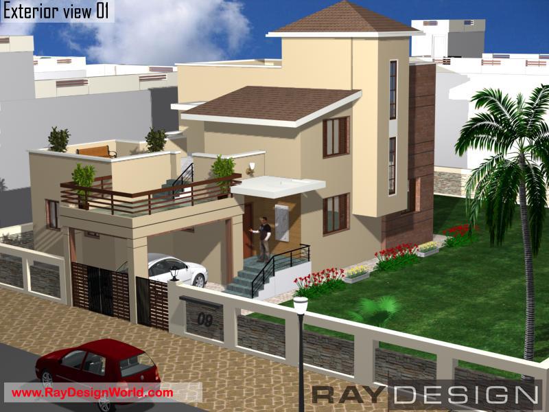 Dayanand-Bijapur - Bungalow Design