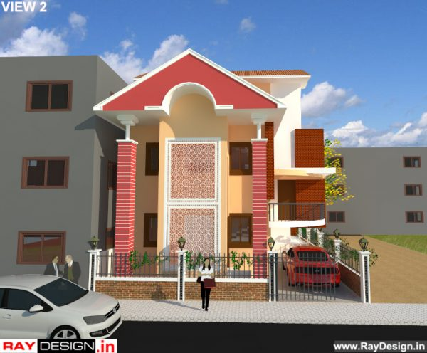 Mr. Elias Mekasha B.C - Ethiopia - Bungalow Design