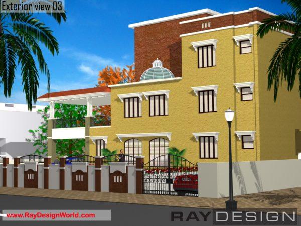 Best Residential Design in 6699 square feet - 14