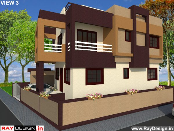 Capton Arul - Chennai - Bungalow Design