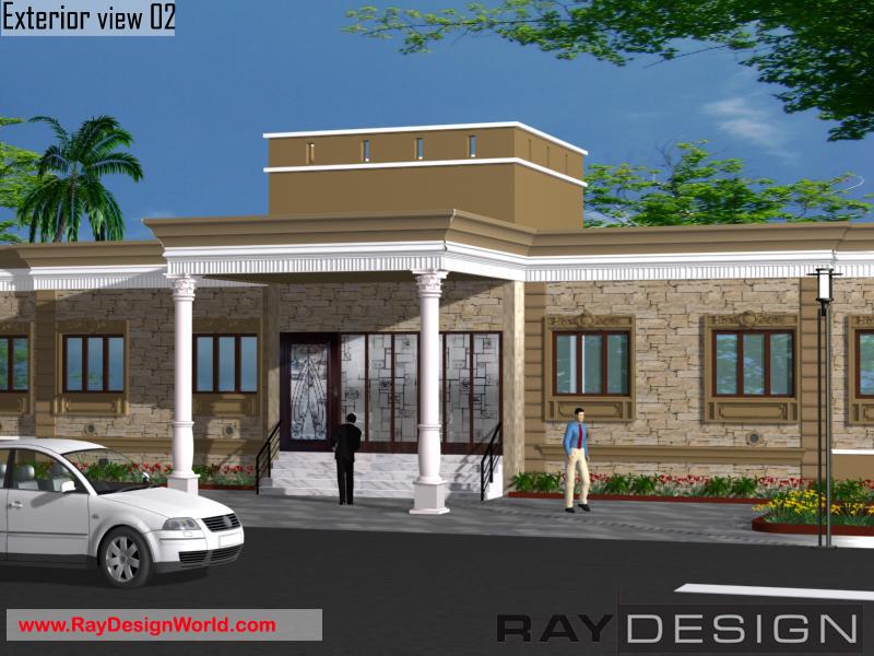 Bharat -Nanded Maharashra - Hostel School Design