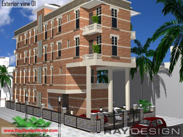 Best Residential Design in 4893 square feet - 75