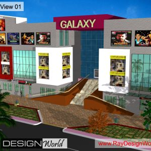 Best Multiplex Design in 215168 square feet - 03