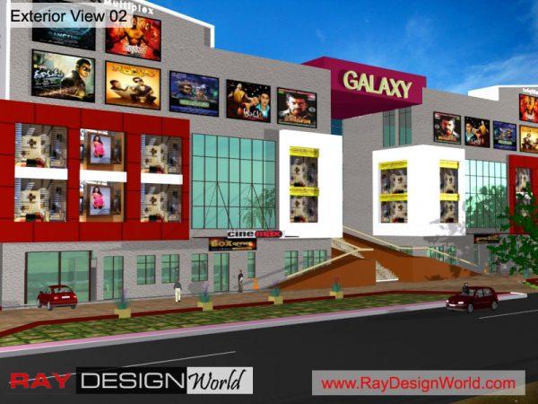 Best Multiplex Design in 215168 square feet - 03