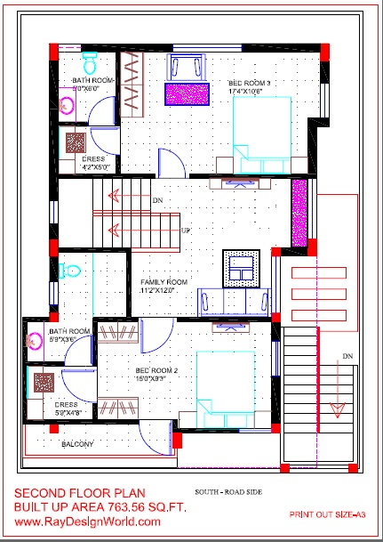 DayanandaT-Bangalore - Duplex Design