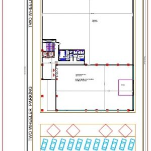 Best Multiplex Design in 44910 square feet - 02