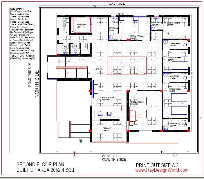 Best Hospital Design In 3300 Square Feet 09 Architect Org In