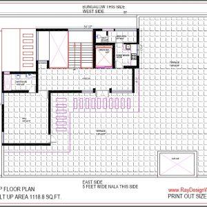Best Hospital Design in 4400 square feet - 16