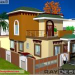 Best Residential Design in 1688 square feet - 43