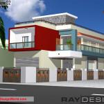 Best Residential Design in 3570 square feet - 46