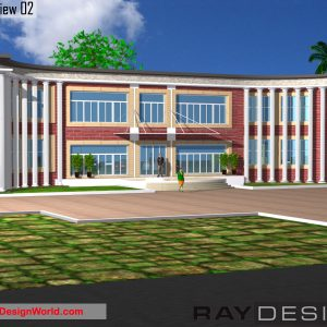 Best School Design in 87500 square feet - 04