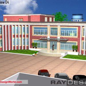 Best School Design in 87500 square feet - 04