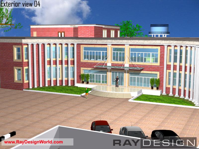 Best School Design In 87500 Square Feet 04 Architect Org In