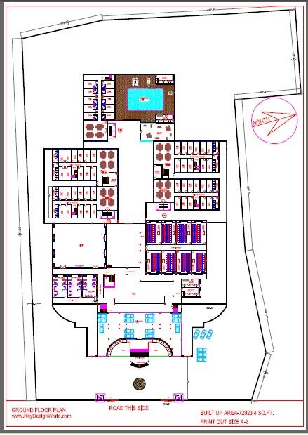 Husain Gangardiwala-Dahod- School Design