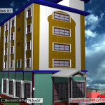 Best Hotel Design in 9600 square feet - 02