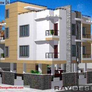 Best Residential Design in 2756 square feet - 54