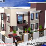 Best Residential Design in 2296 square feet - 59