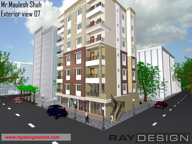 Maulesh - Vadodara- apartment