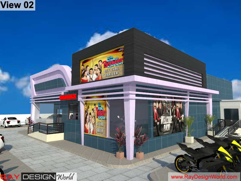 Mr. Pulak Phukon - Nazira Assam - Theater Design