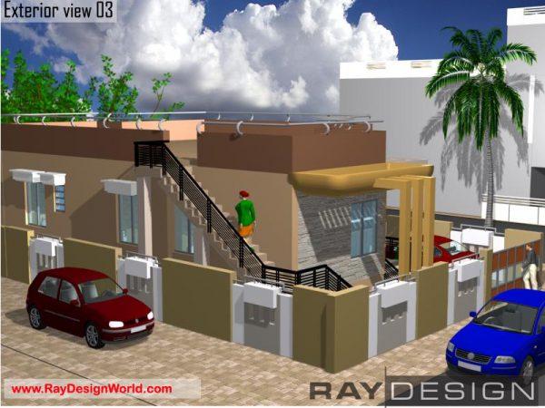 Best Residential Design in 1768 square feet - 61
