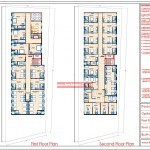 Dr.Shrinath Singh - Madla Madhya Pradesh- Hospital - First and Second Floor Plan