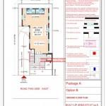 Mr. Alindam Das- Agartala Tripura- Commercial cum Residence Planning