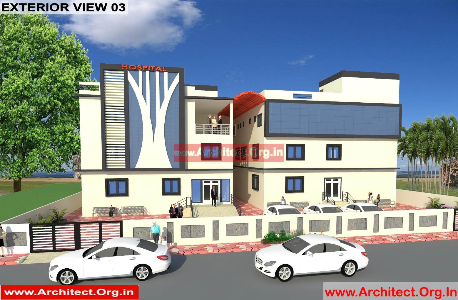 Dr. P. Harsih - Bellary Karnataka - Hospital Planning