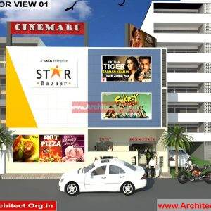 Mr. Sanjay Shah - Alirajpur MP - Multiplex Planning