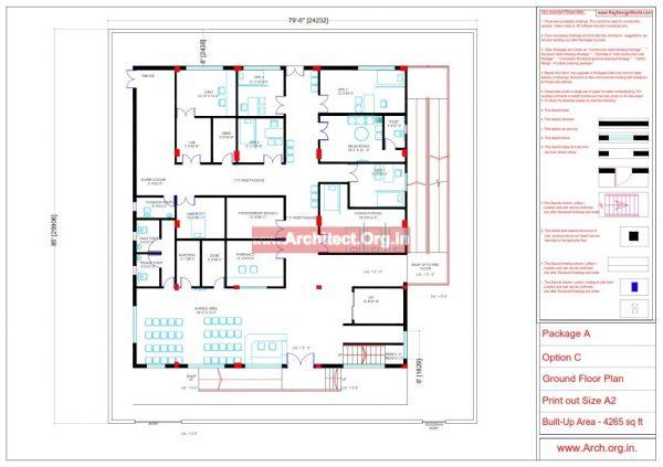 Dr.Sandeep Ada - Nayudupet Nellore Andhra Pradesh - Hospital Planning
