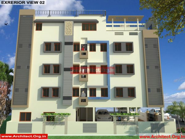 Mr. Mahesh - Jamalpur Bihar - Apartment Planning