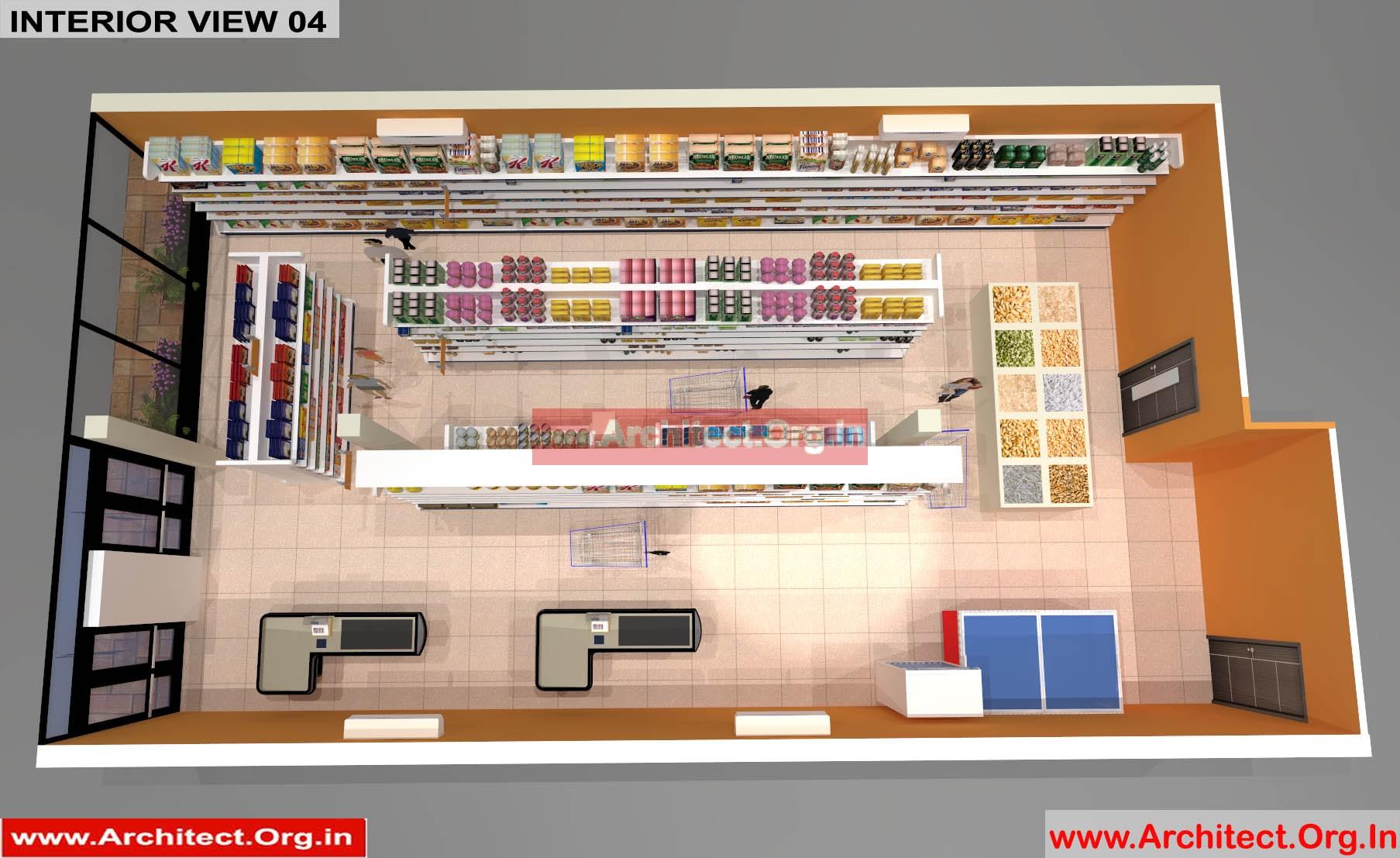 Shop Interior and Exterior Design