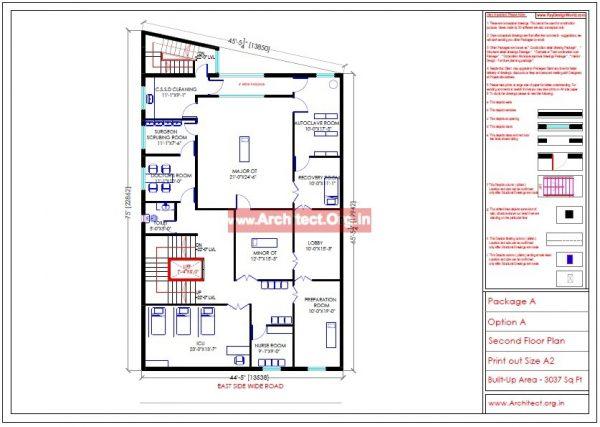 Hospital Design - Khandala Maharashtra - Dr.Sudhir