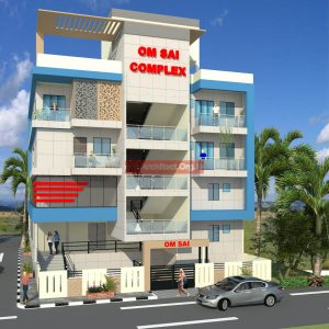 Commercial Complex cum Residential Design - Lucknow UP - Mr.Manish