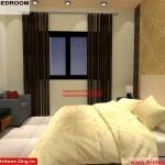 House Interior Design - Nagpur Maharashtra - Guest Bedroom - Mr.Pankaj Singhania - FR Ms. Rakhi Singhania