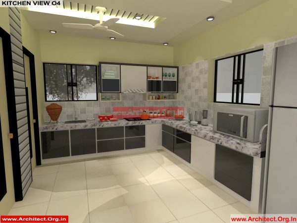 House Interior Design - Nagpur Maharashtra - Kitchen - Mr.Pankaj Singhania - FR Ms. Rakhi Singhania