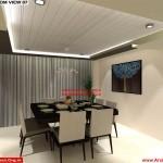 House Interior Design - Nagpur Maharashtra - Dinning - Mr.Pankaj Singhania - FR Ms. Rakhi Singhania