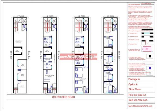 Hospital Design - Delhi - Dr. Prabhakar