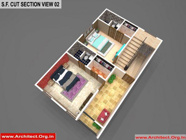 Bungalow Design - Chennai Tamilnadu