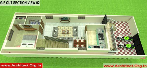Bungalow Design - Chennai Tamilnadu - Mr.Mahesh Bava