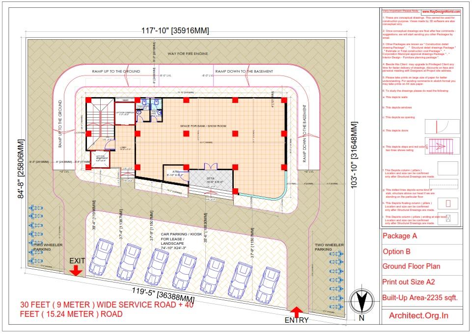 Commercial complex Planning -Patna Bihar - Mr. Kamlesh sinha