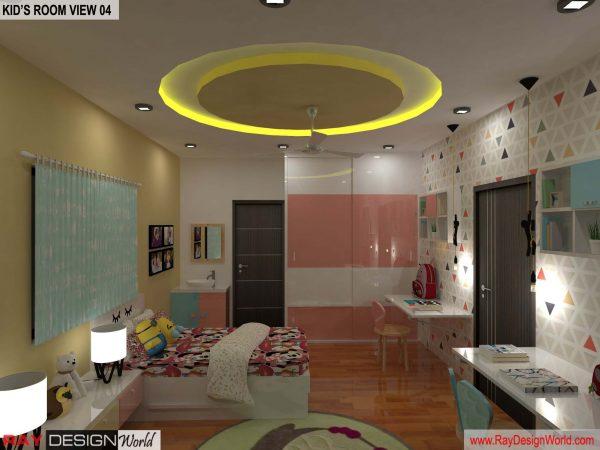 Best Interior Design – House in 1500 square feet – 204