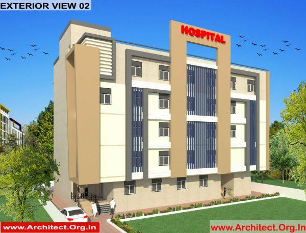 Hospital Design - Ranchi Jharkhand - Dr.Ritesh Kumar